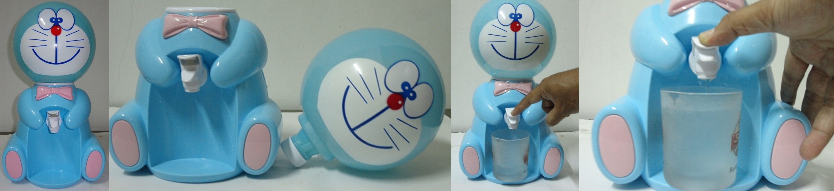 dispenser karakter kartun.doraemon